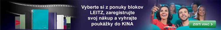 Súťaž s blokmi LEITZ