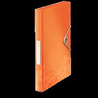 Box na spisy Bebop oranžový - dopredaj