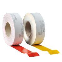 Reflexná samolepiaca páska 50x45m žltá - výpredaj