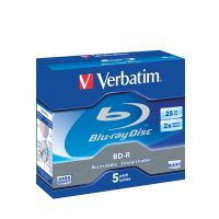 BD-R Verbatim 25 GB 2x / 5 ks - dopredaj