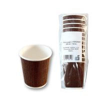Papierový pohár PREMIUM, 280 ml