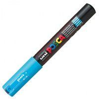 Popisovač UNI POSCA PC-1M L sv.modrý - dopredaj