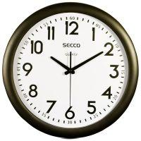 Nástenné hodiny Mur, plast