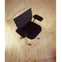 Podložka pod stoličky na tvrdé podlahy 121 x 92 cm
