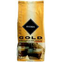 Káva RIOBA GOLD 80% Arabica 20% Robusta, 1kg, mletá