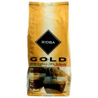 Káva RIOBA GOLD 80% Arabica 20% Robusta, 1kg, zrnková