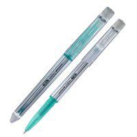 Gumovacie pero - Uni SIGNO TSI - Zelená - výpredaj - predaj skončil