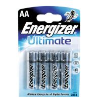 Batérie AA tužková Energizer Ultimate / 4 ks