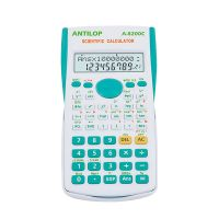 Kalkulačka Raxtol A-8200B, bielo-modrá