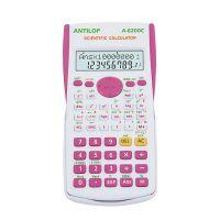 Kalkulačka Raxtol A-8200B, bielo-ružová