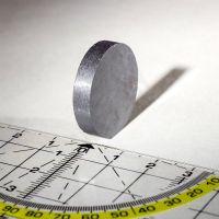 MAGNET feritový priemer 25x5 mm - dopredaj