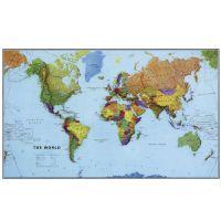Mapa Svet - gigant