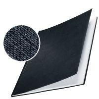 Tvrdé dosky impressBIND 24,5 mm, čierna