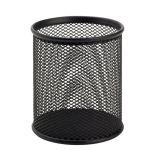 Drôtený pohár na perá, čierny
