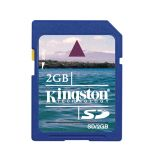Pamäťová karta SD 2 GB KINGSTON