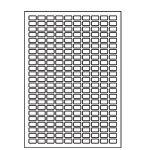 Etikety PRINT 18 x 12 odnímateľné