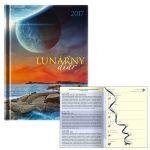 Diar Lunárny diár 2017 - výpredaj