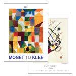 Kalendár N Monet to Klee