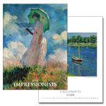 Kalendár N Impressionists