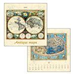 Kalendár N Antique maps