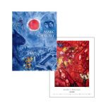 Kalendár N Marc Chagall 2022