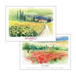 Kalendár N Akvarely 2022