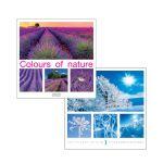 Kalendár N Colours of nature 2022