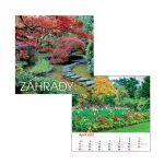 Kalendár N Záhrady štvorec 2022