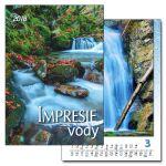 Kalendár N Impresie vody