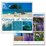 Kalendár N Colours of Nature