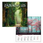 Kalendár N Zázračný les
