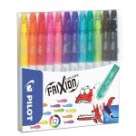 PILOT FriXion Colors, sada 12 ks