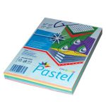 KP Color A4-80g - PASTEL MIX