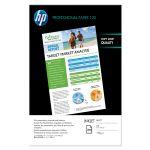HP professional INK JET papier A4, 120g