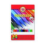 Pastelky Koh-I-Noor Progresso sada 24 ks