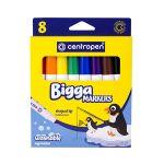 Značkovače CENTROPEN 7650/8 - Bigga markers