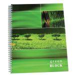 Blok GREEN BLOCK A4