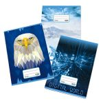 Zošit 420 bezdrevný papier (A4)-čistý / 20 listov