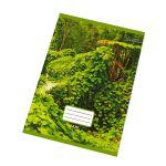 Zošit 425 bezdrevný papier (A4)-štvorčekový / 20 listov