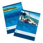 Zošit 440 bezdrevný papier (A4)-čistý / 40 listov