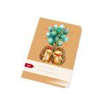 Zošit 524 bezdrevný papier (A5)-linajkový / 20 listov