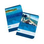 Zošit 540 bezdrevný papier (A5)-čistý / 40 listov