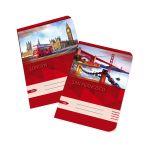 Zošit 544 bezdrevný papier (A5)-linajkový / 40 listov
