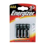 Batérie alkalické Energizer AAA / 4ks