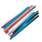 Násuvné lišty Durable 40-100 priehľadné