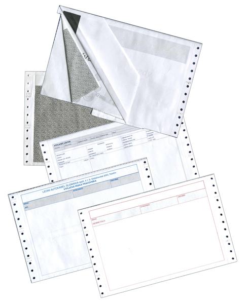 Diskrétne obálky